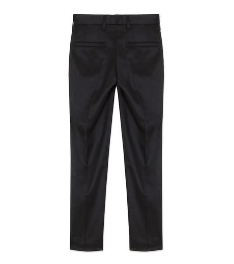 liberum arbitrium(リベルム アルビトリウム)のSatin Skinny Slacks-BLACK(パンツ/pants)-2016AW-PT01-13 詳細画像2
