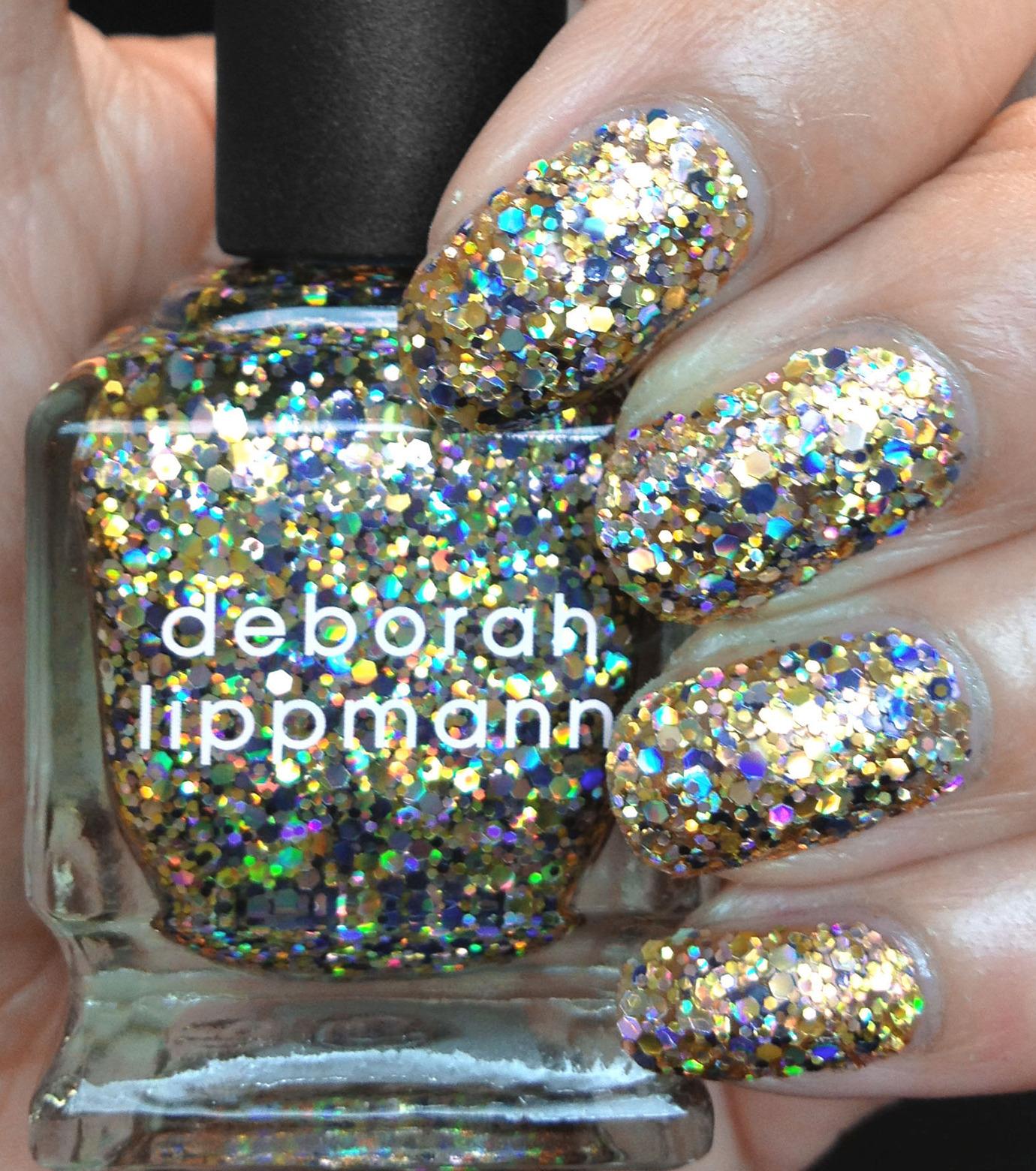 Deborah Lippmann(デボラリップマン)のGlitter and be Gay-GOLD(MAKE-UP/MAKE-UP)-20239-2 拡大詳細画像2