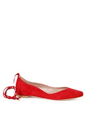 Aperlai(アペルライ) Ankle Strap Ballerina