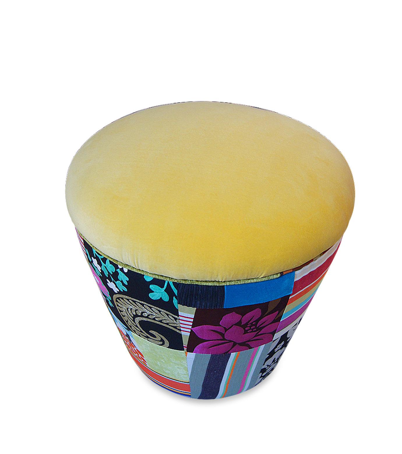 Squintlimited(スクイントリミテッド)のVee stool-NONE-21-0 拡大詳細画像4