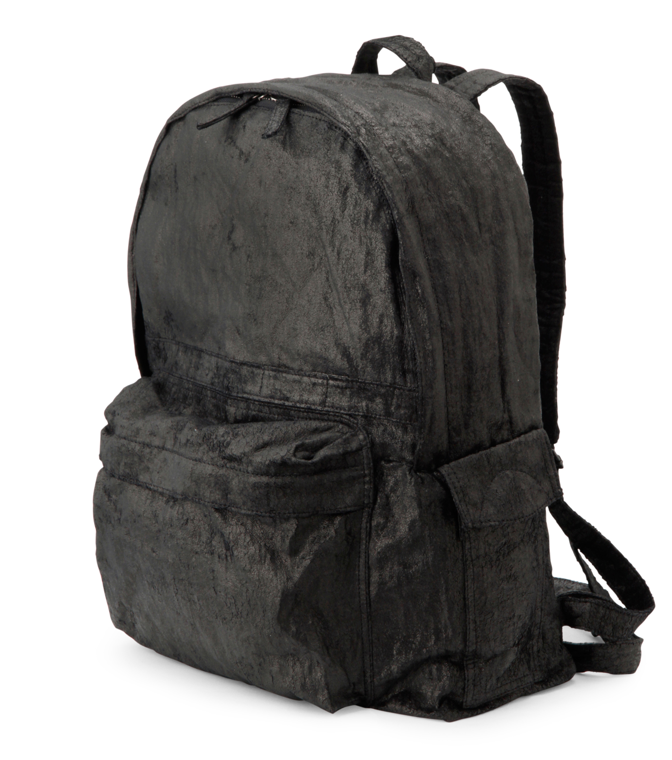 Ann Demeulemeester(アン ドゥムルメステール)のBack pack-BLACK-2102922008-13 拡大詳細画像2