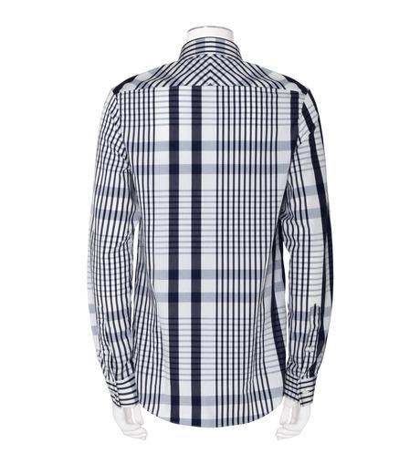 ACNE STUDIOS(アクネ ストゥディオズ)のCheck Shirt-NAVY(シャツ/shirt)-21K163-93 詳細画像2