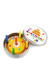 Donkey Products Candle to Go - Birthday -