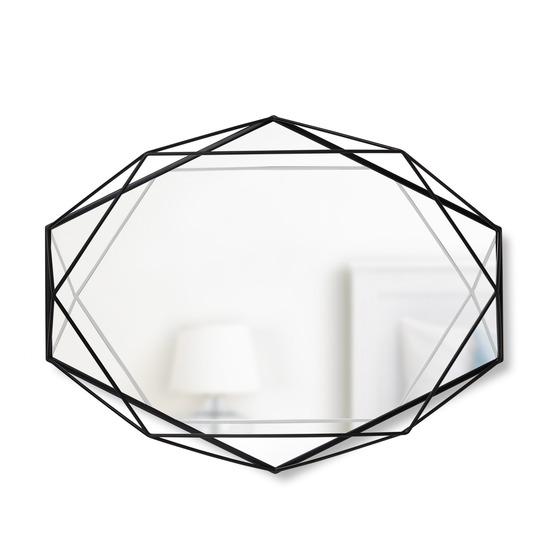 Umbra(アンブラ)のPRISMA MIRROR BLACK-BLACK(インテリア/interior)-2358776040-13 詳細画像1