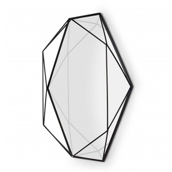 Umbra(アンブラ)のPRISMA MIRROR BLACK-BLACK(インテリア/interior)-2358776040-13 詳細画像2