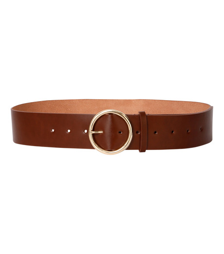 Casselini(キャセリーニ)のRing Buckle Belt-CAMEL(ベルト/belt)-24-0413-53 詳細画像1