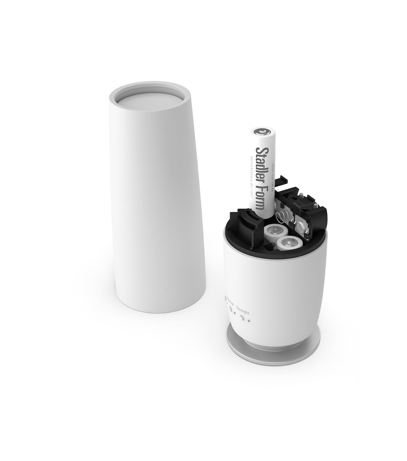 Stadler Form()のStadler From LEA white-WHITE(ガジェット/gadgets)-2433-4 拡大詳細画像6