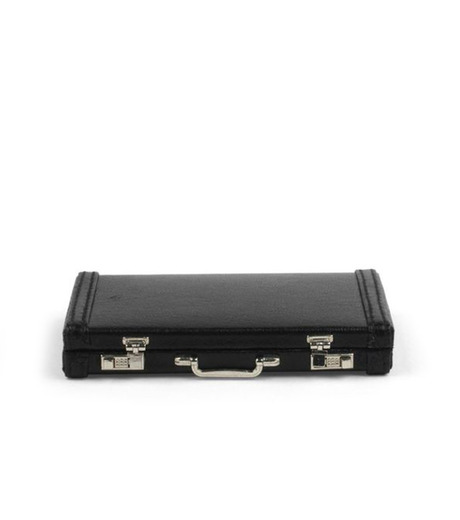 Kikker Land(キッカーランド)のMini Briefcase Black-BLACK(アザーズ/others)-2543BK-13 詳細画像2