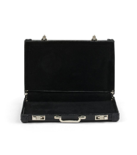 Kikker Land(キッカーランド)のMini Briefcase Black-BLACK(アザーズ/others)-2543BK-13 詳細画像3