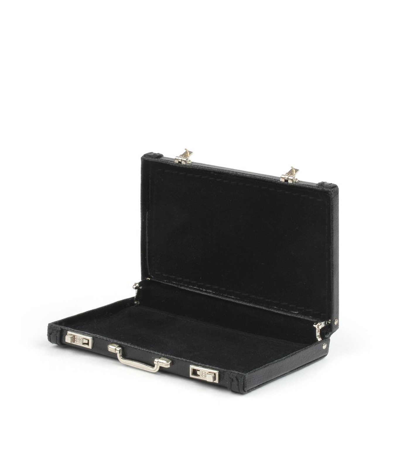 Kikker Land(キッカーランド)のMini Briefcase Black-BLACK(アザーズ/others)-2543BK-13 拡大詳細画像4