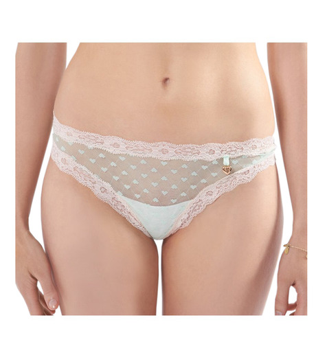 Mimi Holliday(ミミ・ホリデー)のMINT HEART-SEXY-MULTI COLOUR(パンティー/panties)-279-287-9 詳細画像2