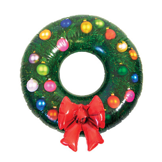 DCI(ディーシーアイ)のInflatable Wreath-MULTI COLOUR-27901-9 詳細画像1