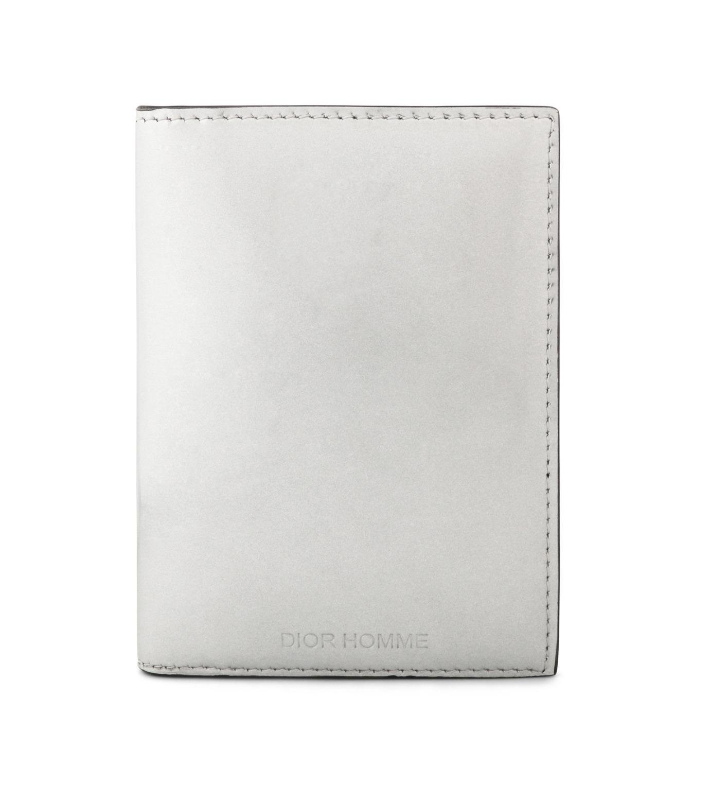 Dior Homme(ディオール オム)のSilver Card Case-SILVER-2DECH002XJD-1 拡大詳細画像1