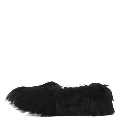 ACNE STUDIOS(アクネ ストゥディオズ)のBalto Fur Slipon-BLACK(シューズ/shoes)-2E0144-13 詳細画像2