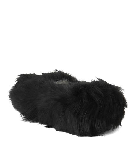ACNE STUDIOS(アクネ ストゥディオズ)のBalto Fur Slipon-BLACK(シューズ/shoes)-2E0144-13 詳細画像3