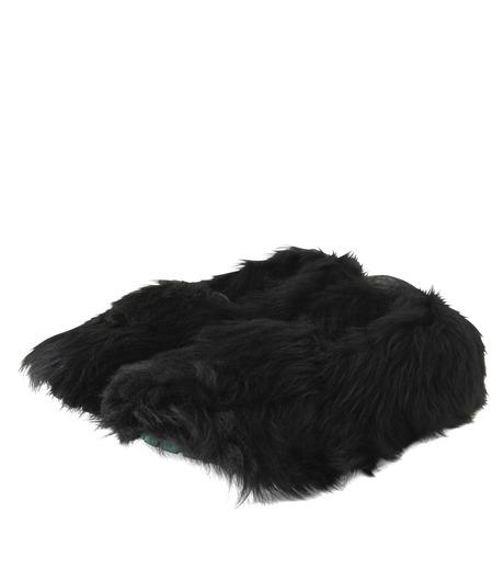ACNE STUDIOS(アクネ ストゥディオズ)のBalto Fur Slipon-BLACK(シューズ/shoes)-2E0144-13 詳細画像4