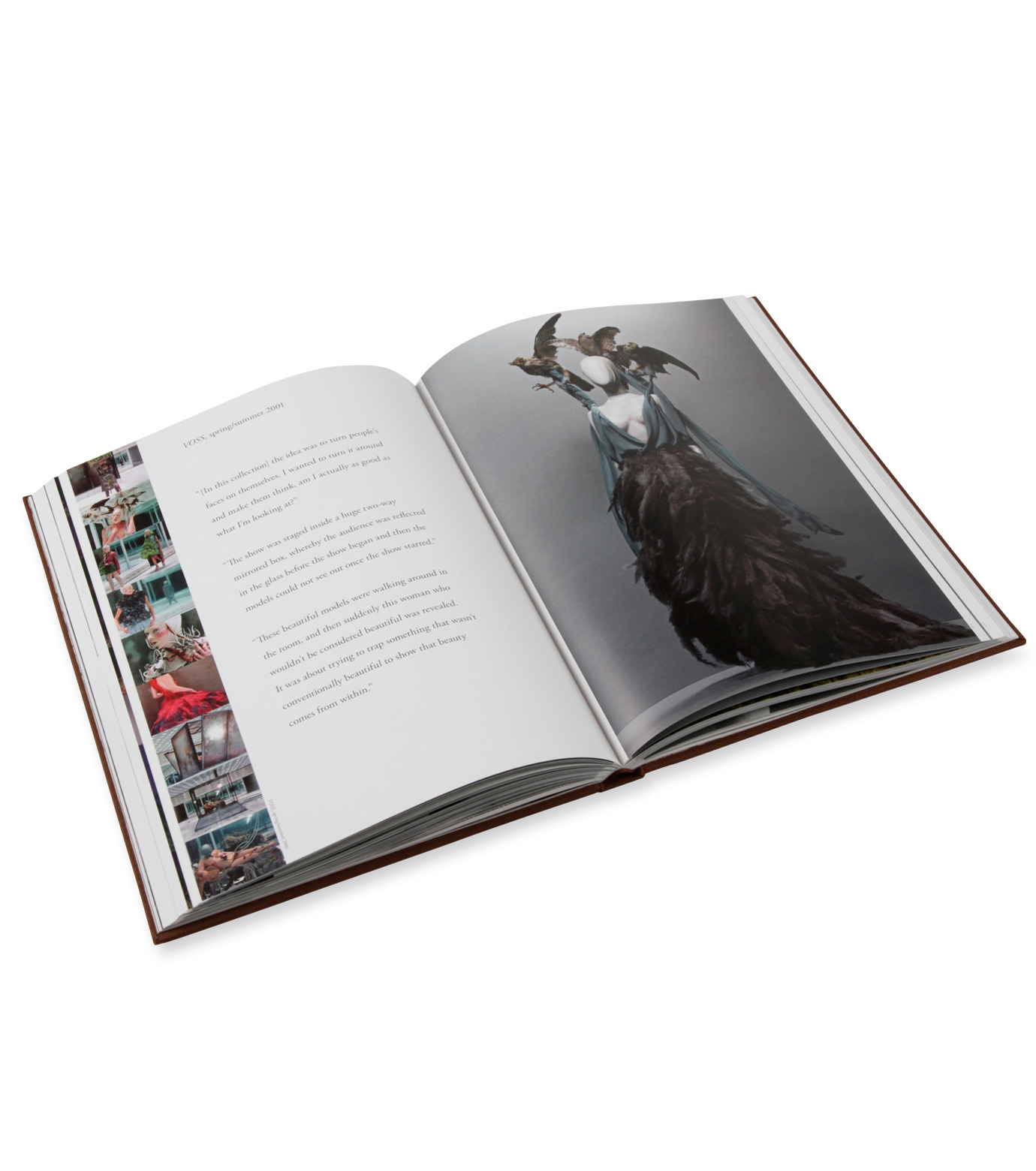 ArtBook(アートブック)のAlexander McQueen: Savage Beauty-SILVER(インテリア/OTHER-GOODS/interior/OTHER-GOODS)-300-16978-2-1 拡大詳細画像5