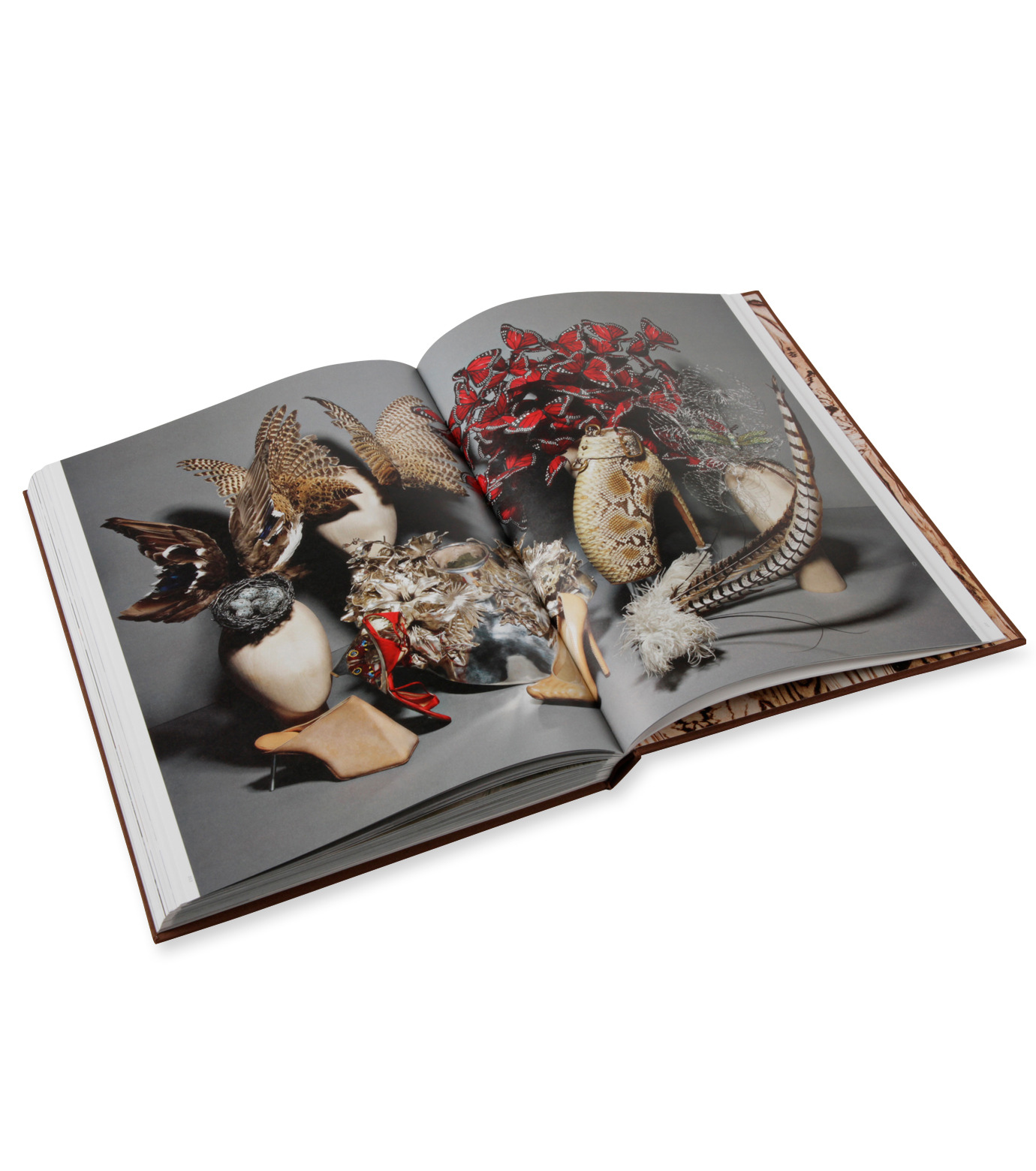 ArtBook(アートブック)のAlexander McQueen: Savage Beauty-SILVER(インテリア/OTHER-GOODS/interior/OTHER-GOODS)-300-16978-2-1 拡大詳細画像6