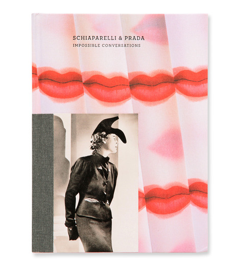 ArtBook(アートブック)のSchiaparelli and prada-RED(インテリア/OTHER-GOODS/interior/OTHER-GOODS)-300-17955-2-62 詳細画像1