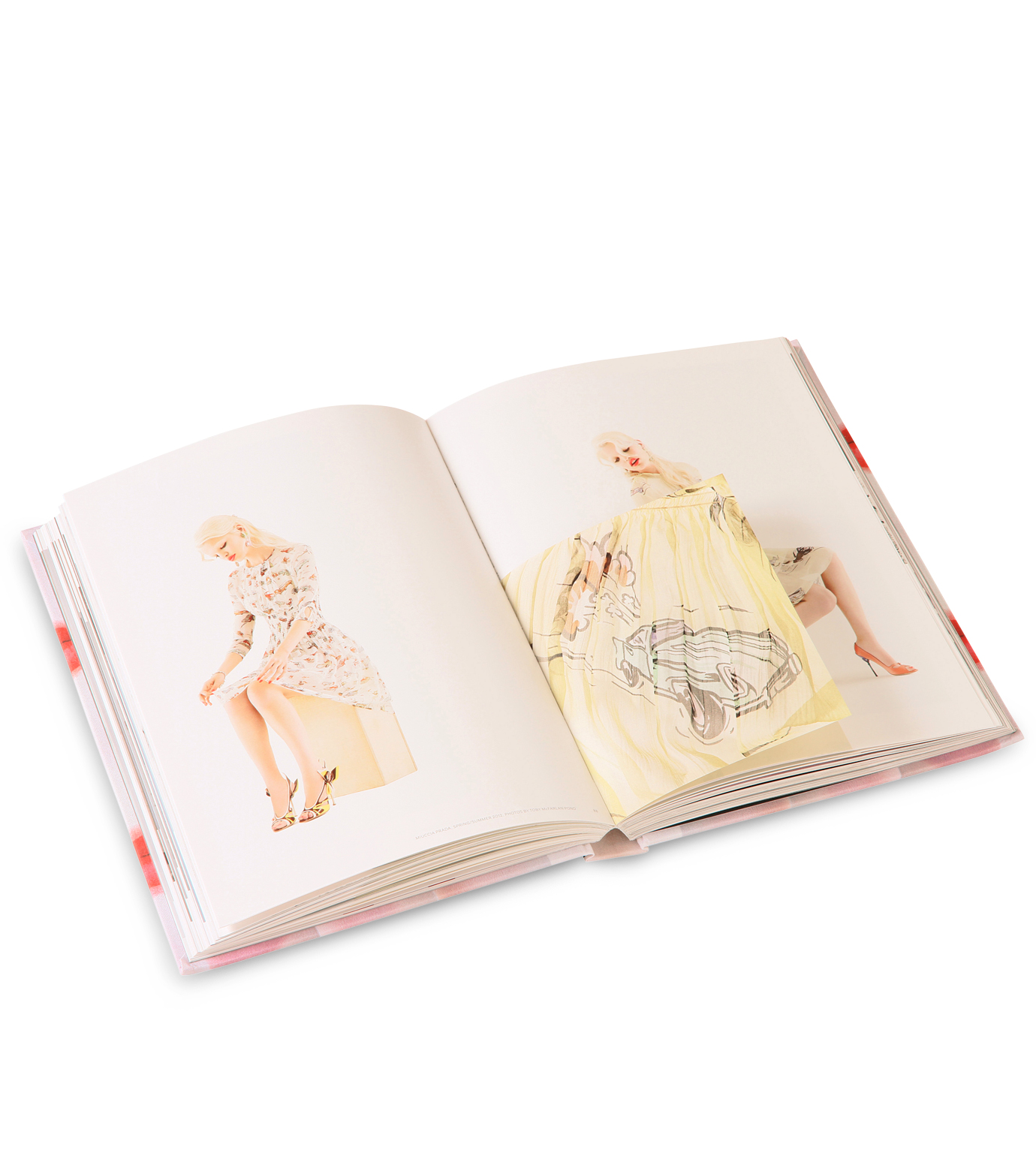 ArtBook(アートブック)のSchiaparelli and prada-RED(インテリア/OTHER-GOODS/interior/OTHER-GOODS)-300-17955-2-62 拡大詳細画像4
