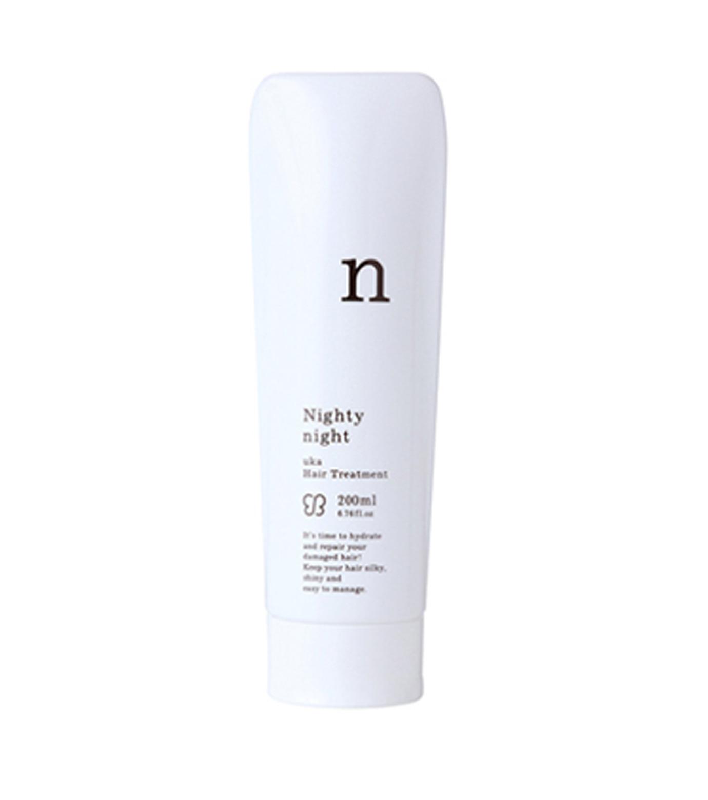 uka(ウカ)のHair Treatment -Nighty Night--WHITE(HAIR-CARE/HAIR-CARE)-3000005-4 拡大詳細画像1