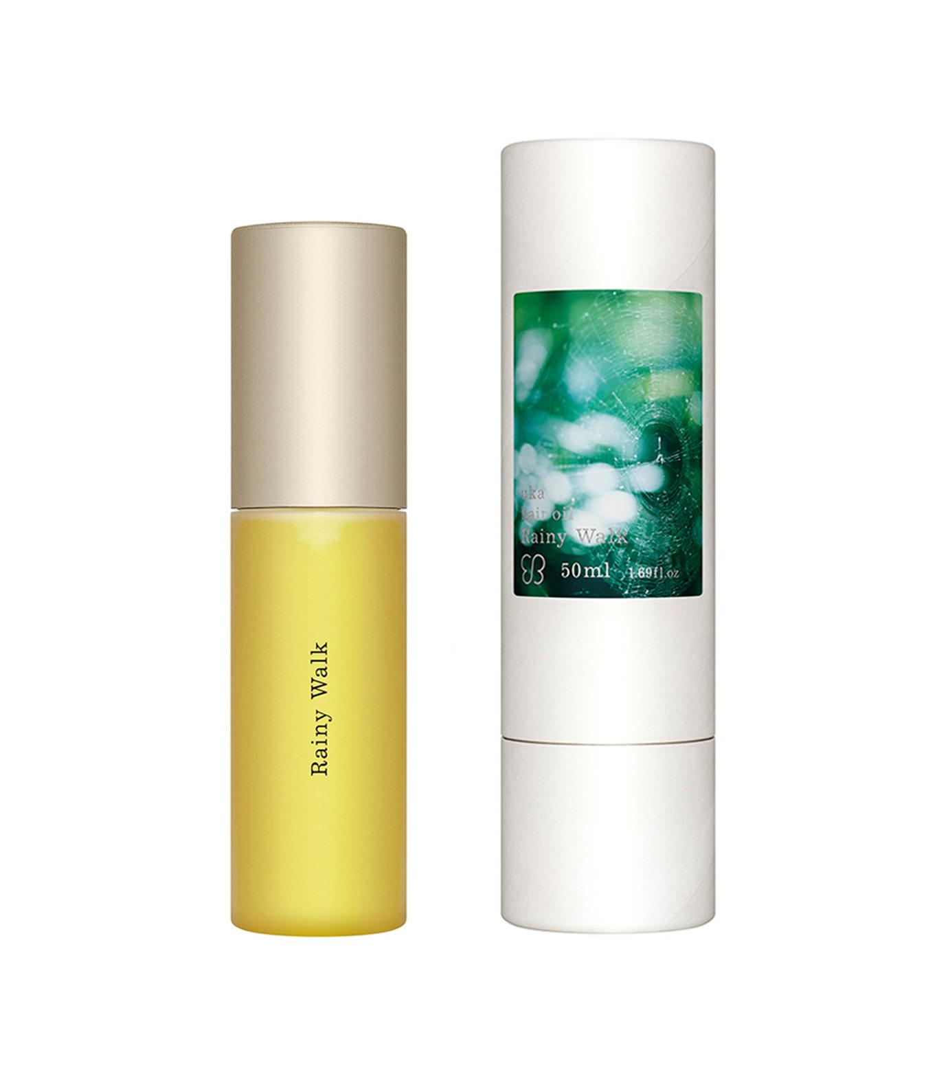 uka(ウカ)のHair oil Rainy Walk-WHITE(HAIR-CARE/HAIR-CARE)-3000016-4 拡大詳細画像1