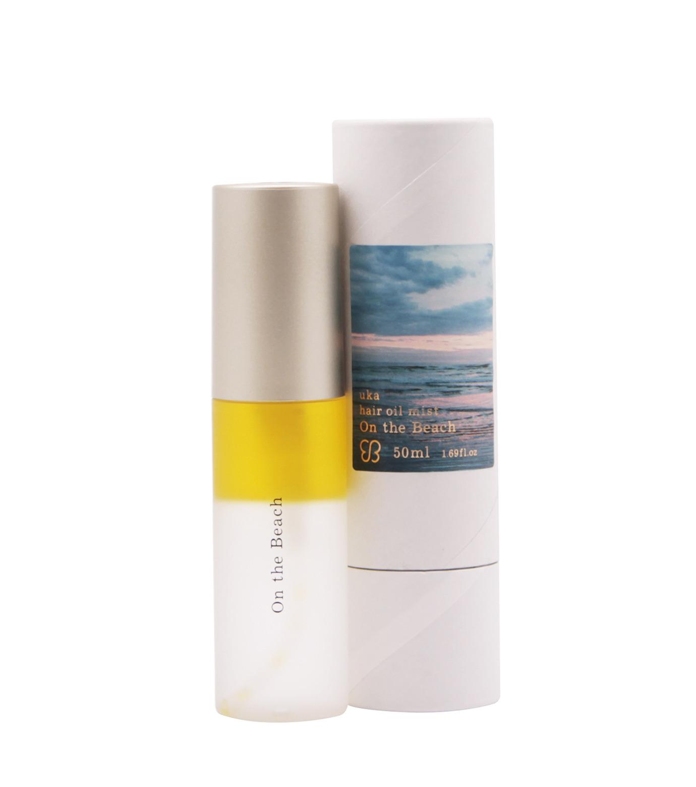 uka(ウカ)のHair oil Mist On the Beach-WHITE(HAIR-CARE/HAIR-CARE)-3000017-4 拡大詳細画像1