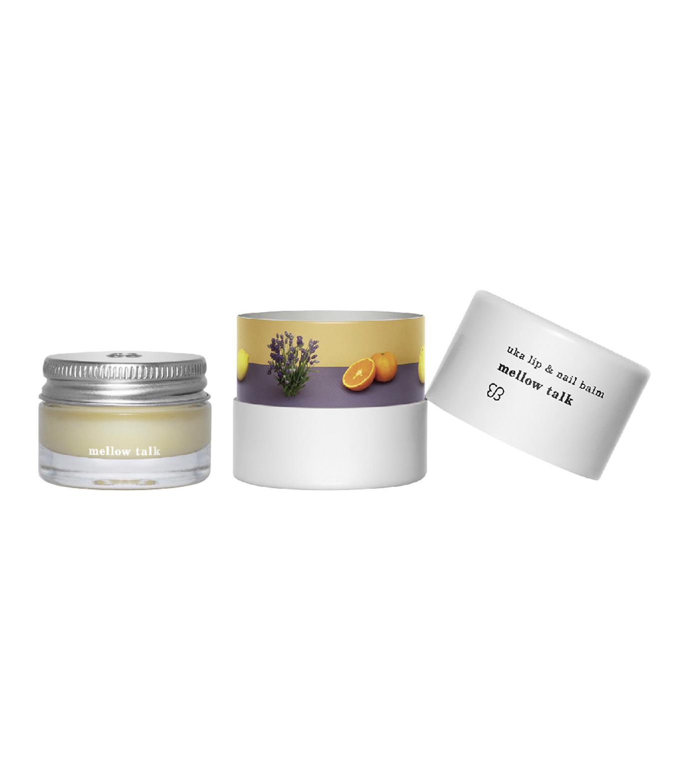 uka(ウカ)のuka lip & nail balm mellow talk-WHITE(コスメティックス/cosmetics)-3000020-4 拡大詳細画像1