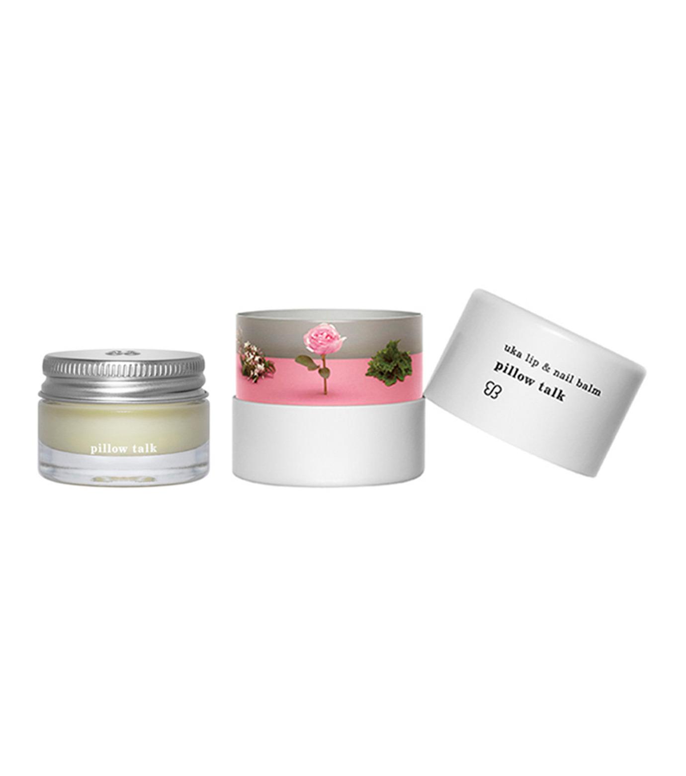 uka(ウカ)のuka lip & nail balm pillow talk-WHITE(コスメティックス/cosmetics)-3000021-4 拡大詳細画像1