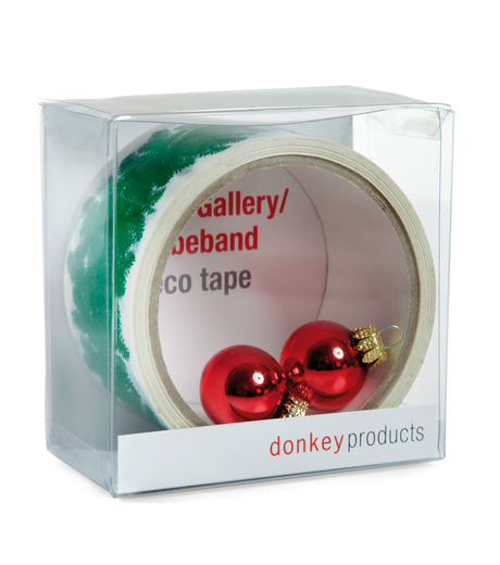 Donkey Products(ドンキー・プロダクツ)のAdhesive Tape -Sticky Christmas--MULTI COLOUR-300607-9 詳細画像1