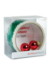 Donkey Products Adhesive Tape -Sticky Christmas-