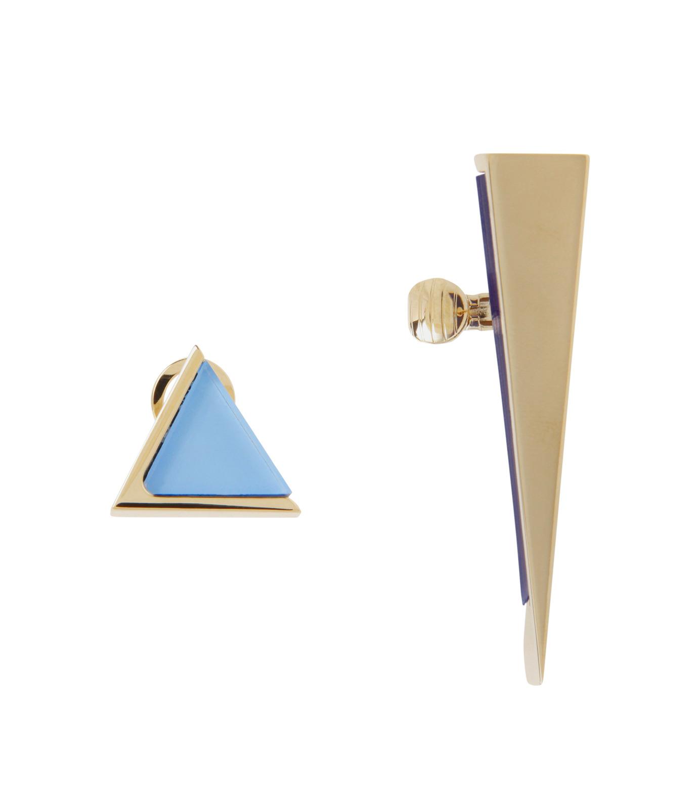 Sylvio Giardina(シルビオ・ジャルディーナ)のPiercing/Clip-on-LIGHT BLUE-3036a-91 拡大詳細画像1