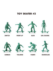 DETAIL(ディテール) Toy Skater #2