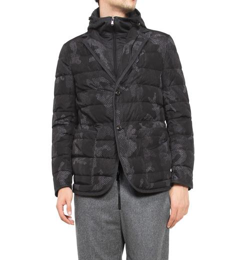 Moncler(モンクレール)のROCHER-CHARCHOL GRAY(ジャケット/jacket)-309558053710-12 詳細画像1