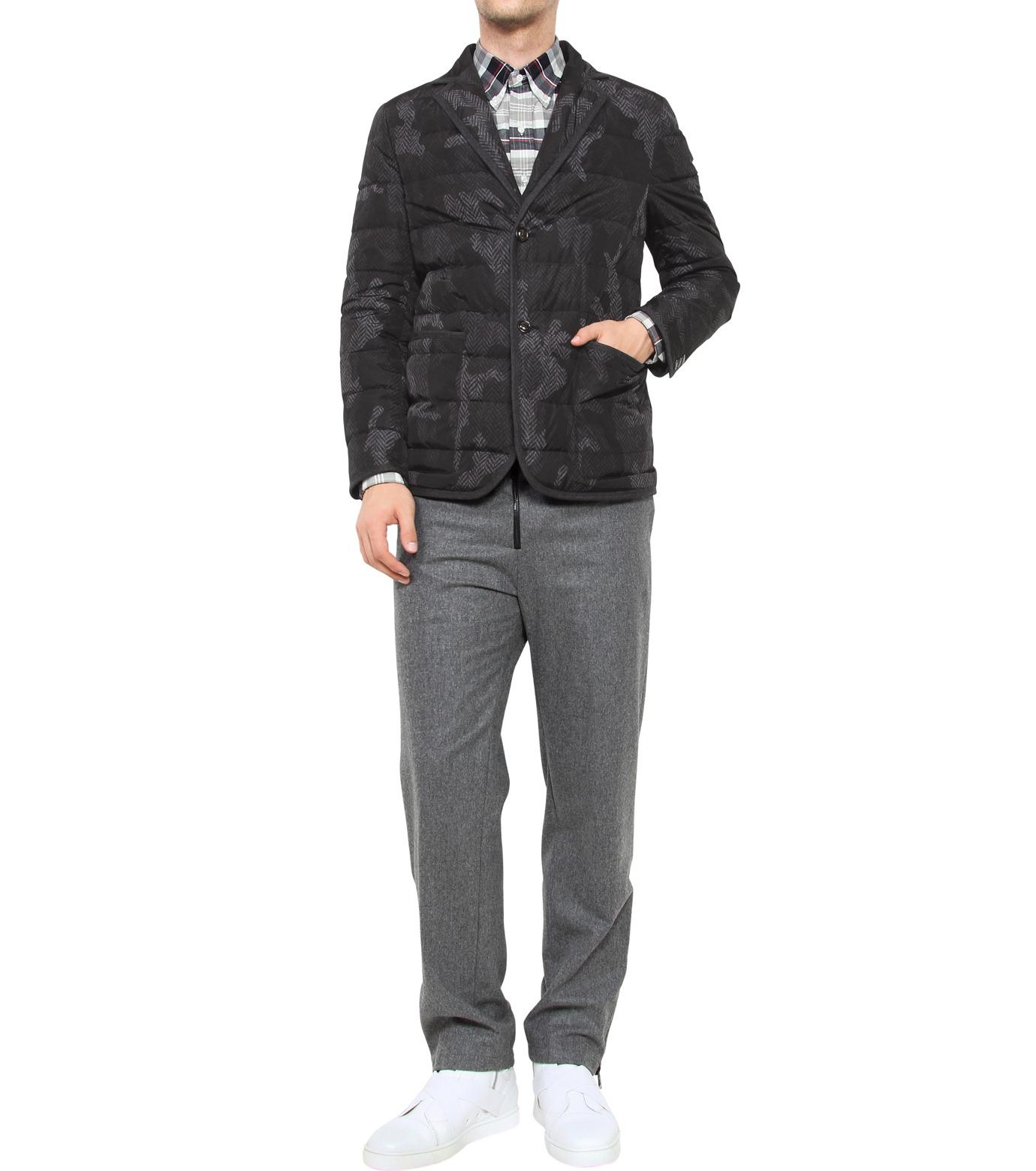 Moncler(モンクレール)のROCHER-CHARCHOL GRAY(ジャケット/jacket)-309558053710-12 拡大詳細画像3