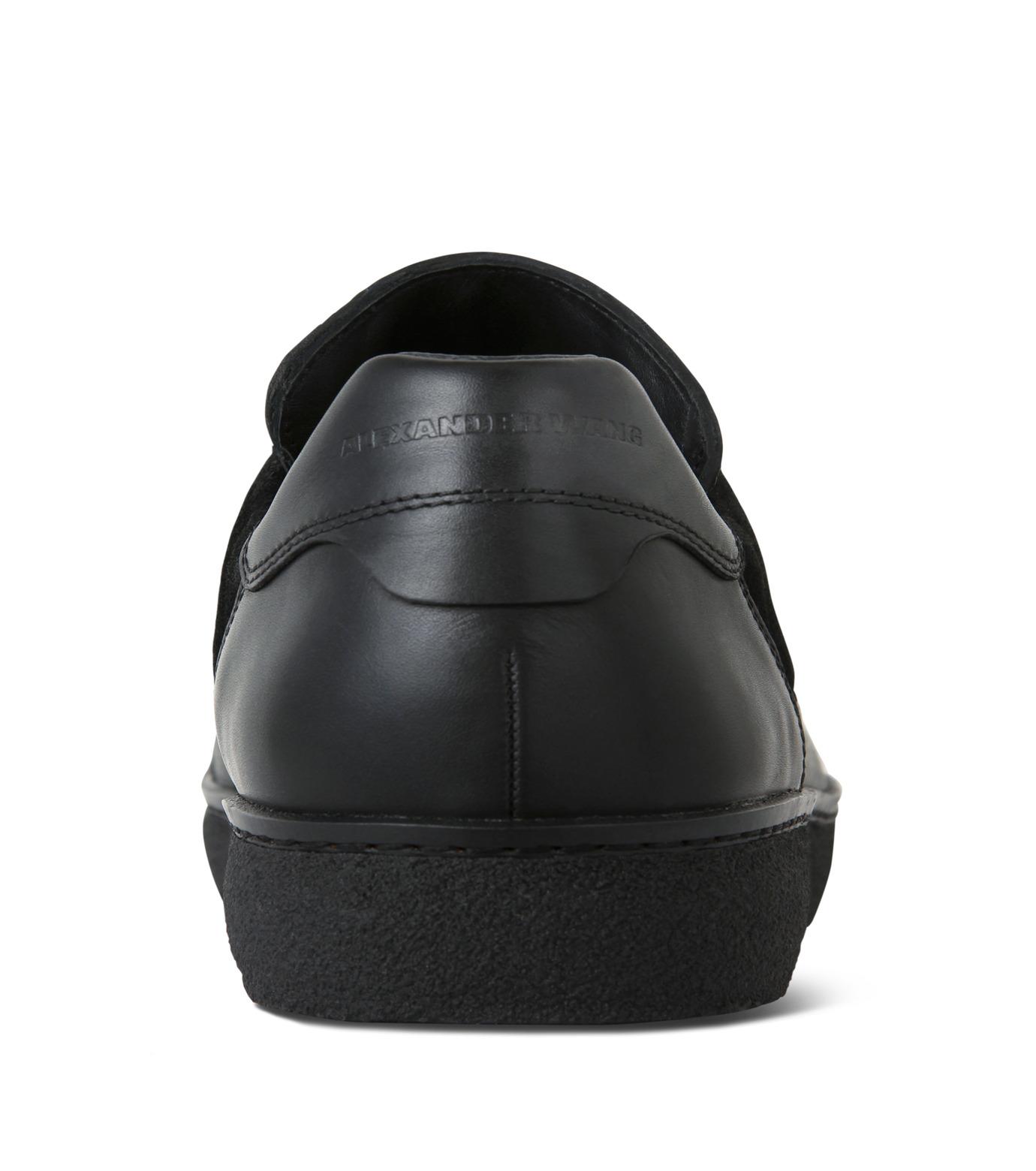 Alexander Wang(アレキサンダーワン)のEden Low-BLACK(シューズ/shoes)-311103S16-13 拡大詳細画像2