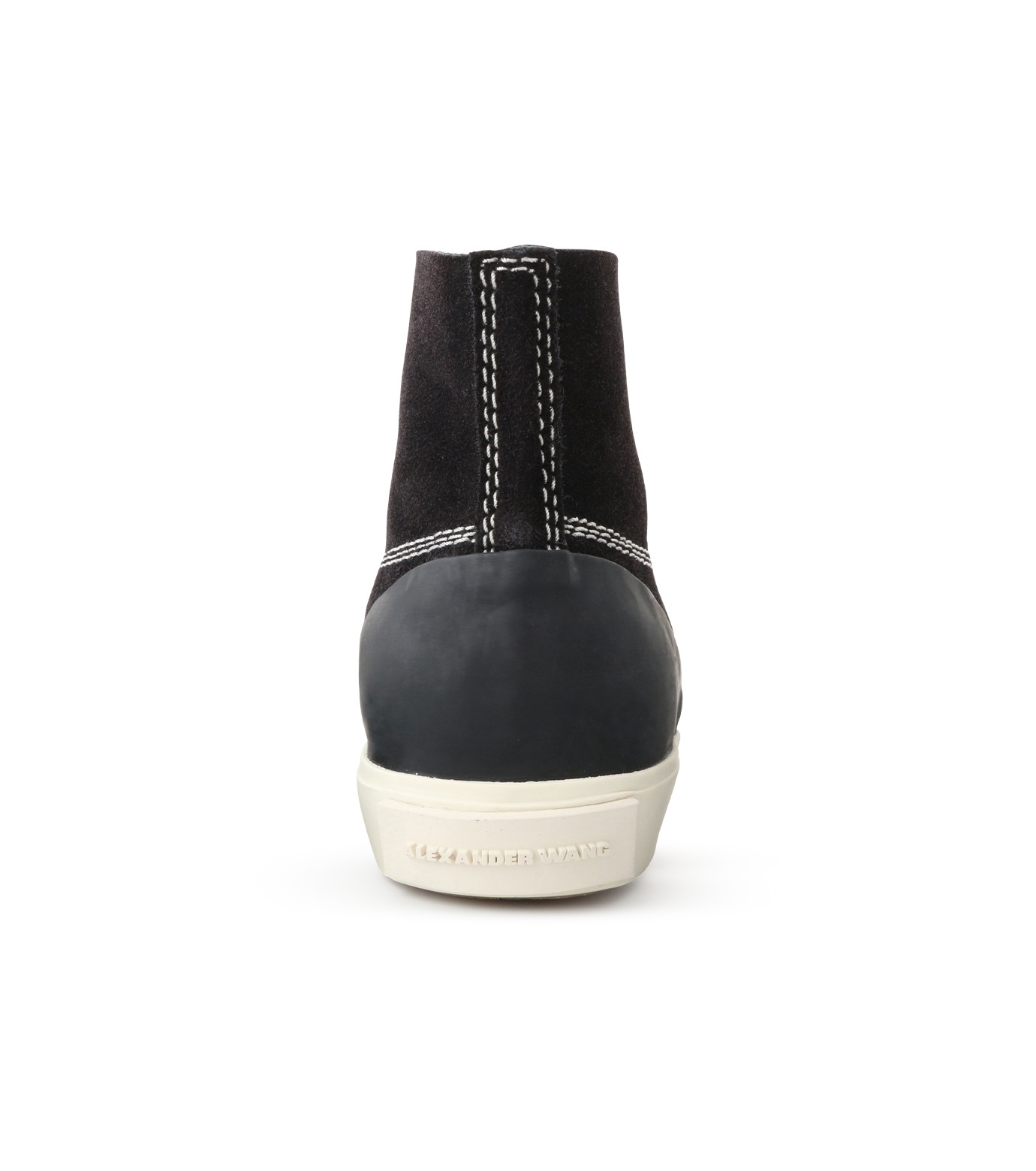 Alexander Wang(アレキサンダーワン)のHicut Sneaker-BLACK(スニーカー/sneaker)-315122F16-13 拡大詳細画像2