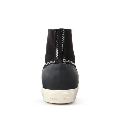 Alexander Wang(アレキサンダーワン)のHicut Sneaker-BLACK(スニーカー/sneaker)-315122F16-13 詳細画像2