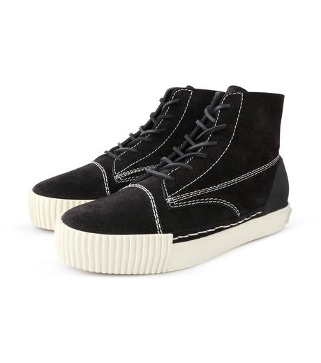 Alexander Wang(アレキサンダーワン)のHicut Sneaker-BLACK(スニーカー/sneaker)-315122F16-13 詳細画像3