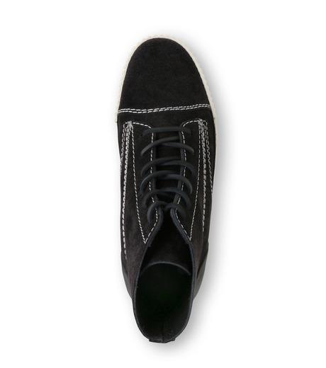 Alexander Wang(アレキサンダーワン)のHicut Sneaker-BLACK(スニーカー/sneaker)-315122F16-13 詳細画像4