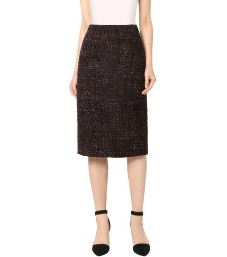 Altuzarra(アルトゥザラ)のTweed Pencil Skirt-BLACK(スカート/skirt)-316-501-465-13 詳細画像1