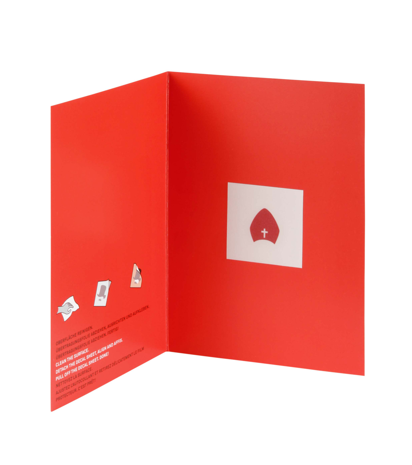 Donkey Products(ドンキー・プロダクツ)のThe pope Limited Edition-RED(OTHER-GOODS/OTHER-GOODS)-320010-62 拡大詳細画像3