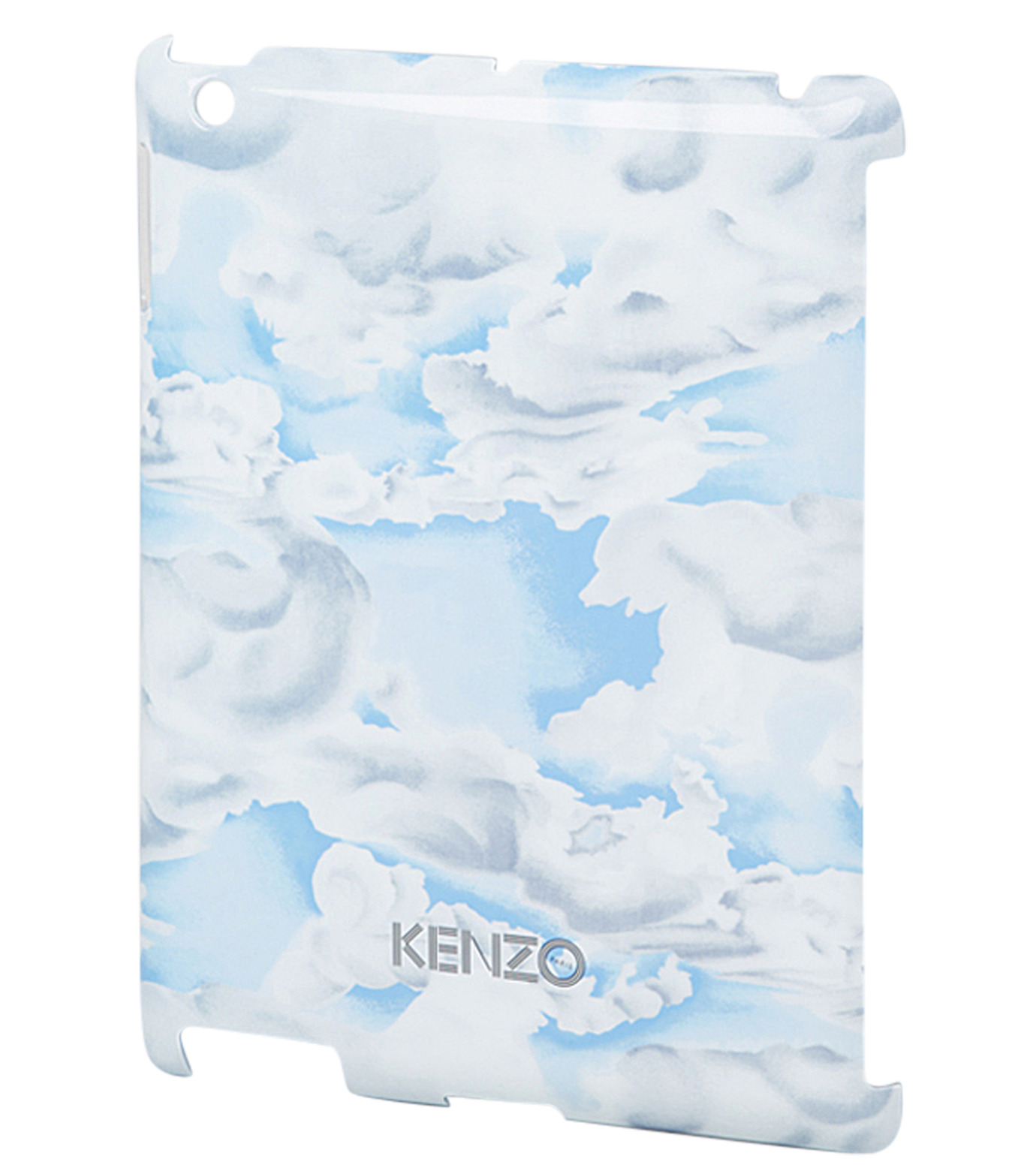 Kenzo(ケンゾー)のClouds CASE for iPad-WHITE(ケース/OTHER-GOODS/cases/OTHER-GOODS)-32COKIPDCLO-4 拡大詳細画像1