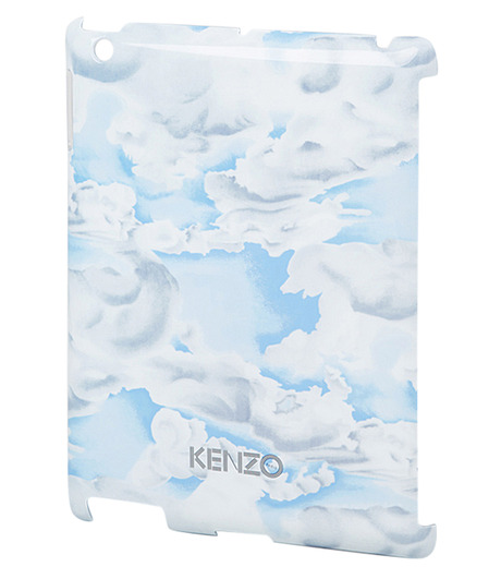 Kenzo(ケンゾー)のClouds CASE for iPad-WHITE(ケース/OTHER-GOODS/cases/OTHER-GOODS)-32COKIPDCLO-4 詳細画像1