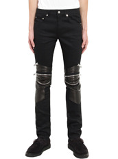SAINT LAURENT Biker Pants