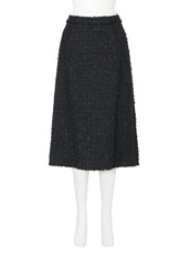 Simone Rocha Fine Tweed Skirt
