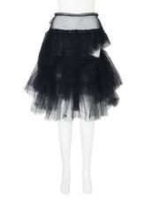 Simone Rocha Net Tulle Full Skirt