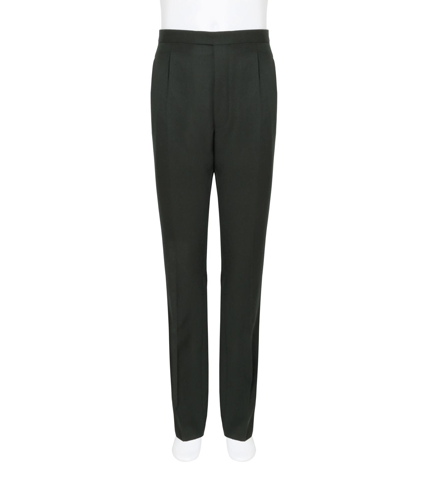 RAF SIMONS(ラフシモンズ)のSlim Trousers-GREEN(パンツ/pants)-341-20017-22 拡大詳細画像1