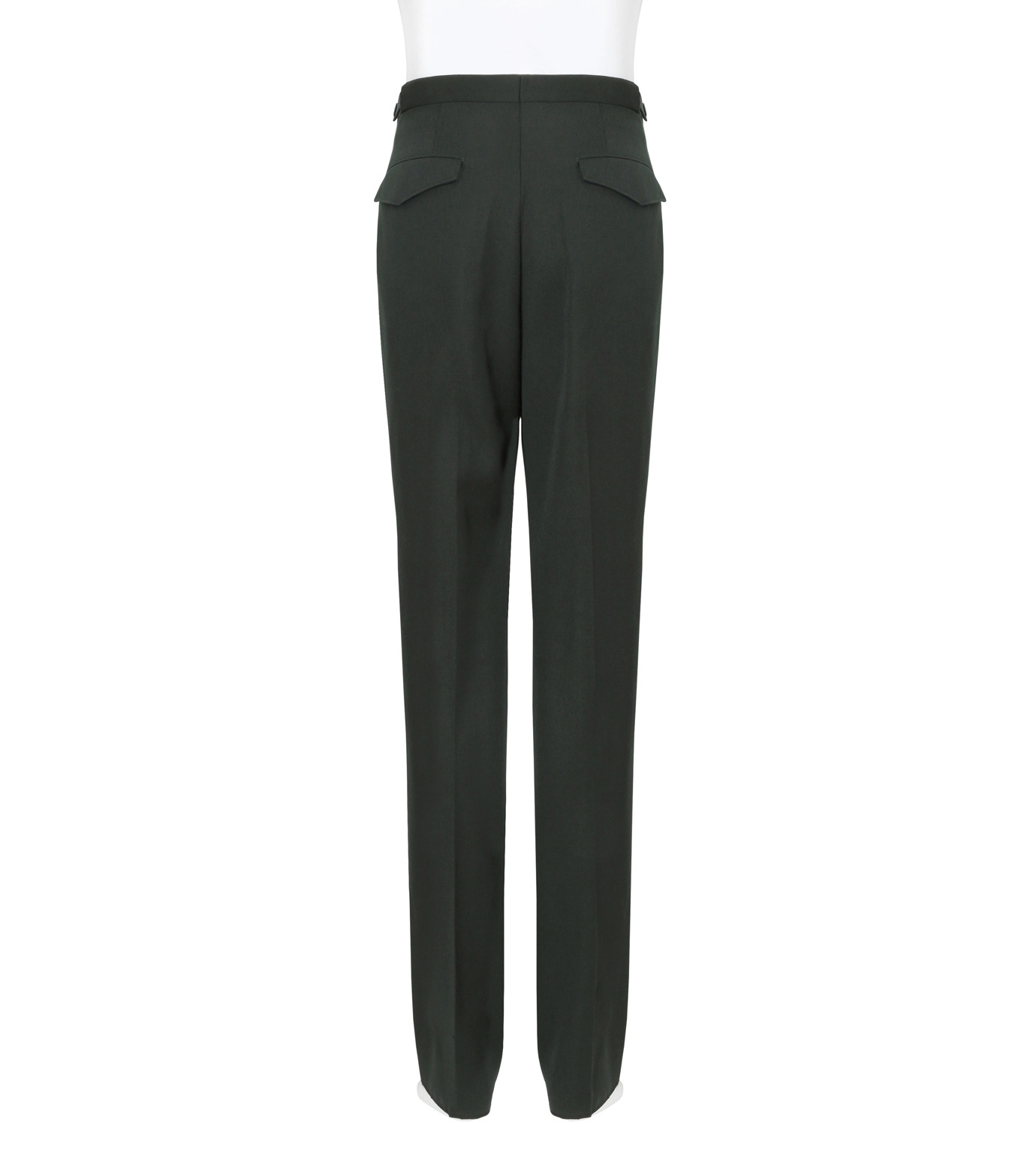 RAF SIMONS(ラフシモンズ)のSlim Trousers-GREEN(パンツ/pants)-341-20017-22 拡大詳細画像2