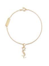 SAINT LAURENT Monogramme Bracelet